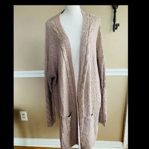 Nwt! Umgee duster cardigan new with tags
